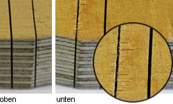 Ausgeklügelte Technik: Laubsägeblätter für den Maschineneinsatz